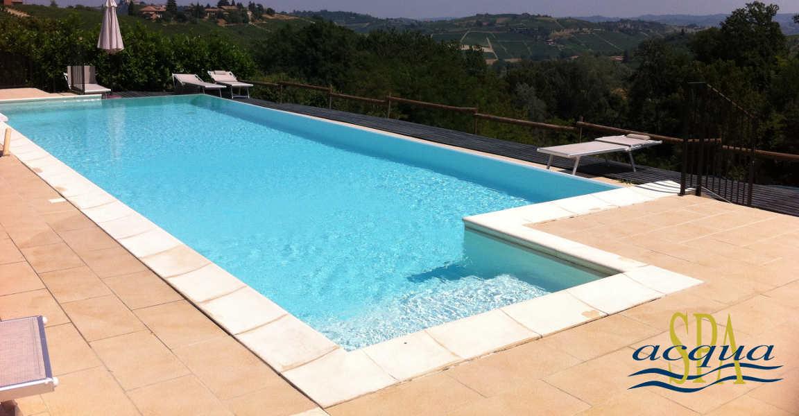 Costruzione e vendita piscine interrate e fuori terra acqua spa a