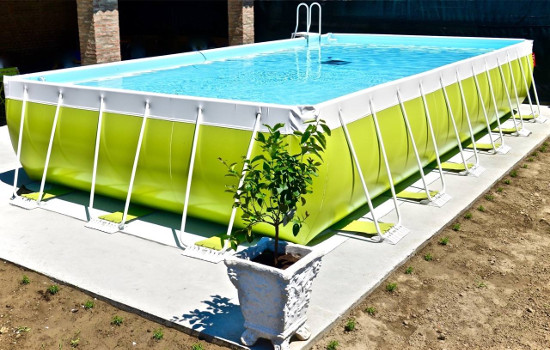 Best piscine laghetto prezzi contemporary for Acqua verde laghetto
