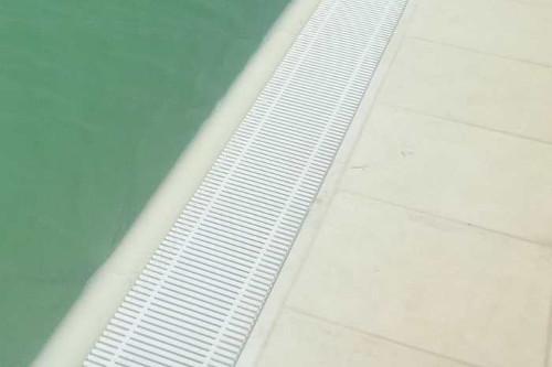 Tipi di bordo piscine interrate bordo a sfioro - Piscine in plastica ...