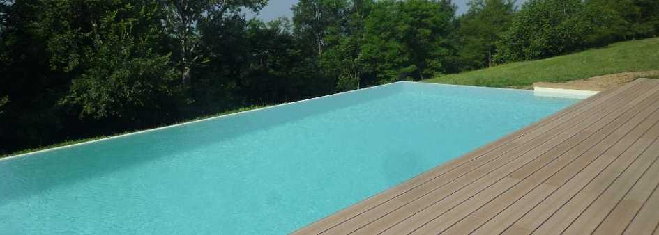 Costruzione e vendita piscine interrate e fuori terra acqua spa a torino - Piscina a sale ...