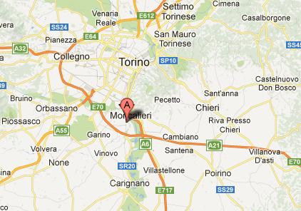 Venite a trovarci nel nostro showroom di strada Carignano 58/12 a Moncalieri (TO)