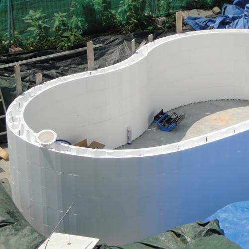 Acqua spa piscine isoblok for Casseri in polistirolo per piscine