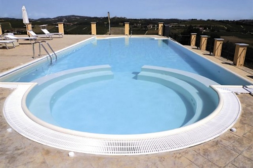 Acqua spa immagini piscine le realizzazioni acqua spa - Bordo piscina prezzi ...