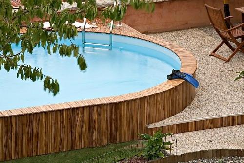 Acqua spa photogallery particolari piscine i - Piscina seminterrata prezzi ...