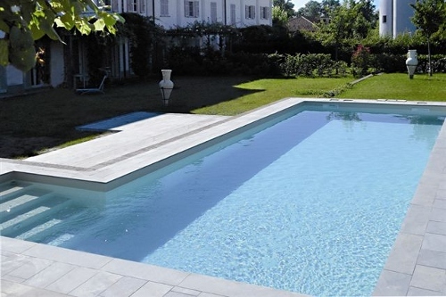 Piscine interrate vetroresina prezzi piscine colori tinta - Quanto costa costruire una piscina ...