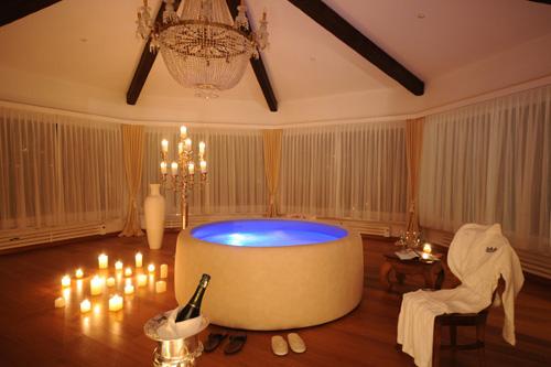 Acqua spa photogallery spa - Piscina da interno ...