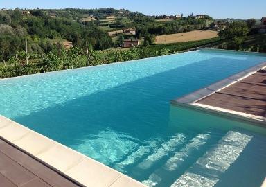 Costruzione e vendita piscine interrate e fuori terra for Offerte piscine