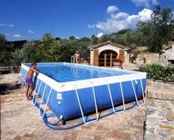 Prodotti piscine fuoriterra for Piscina fuori terra normativa